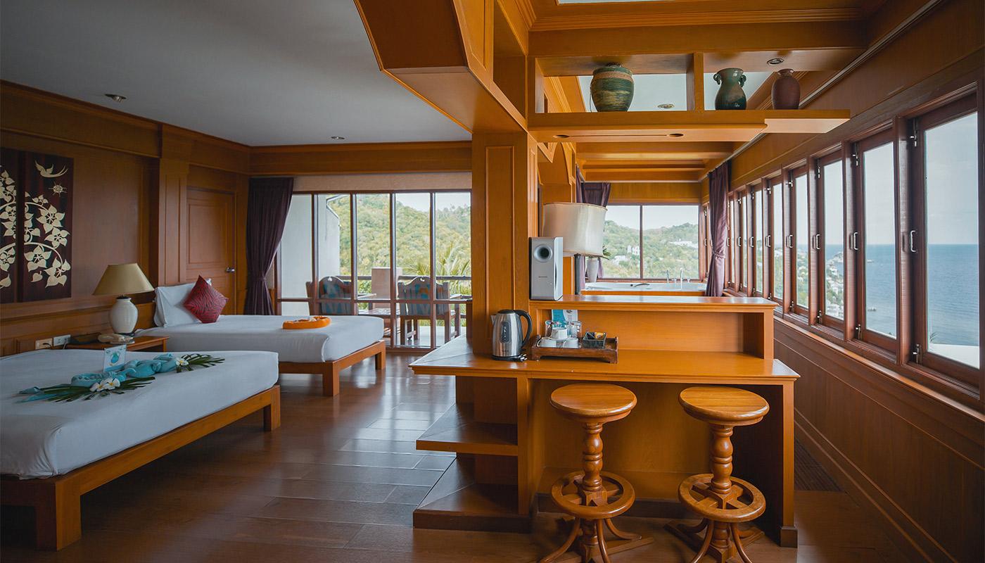 Ko Tao Resort